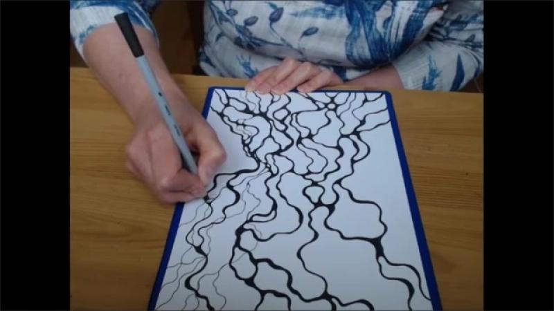 Нейрографика - Семейное Нейродерево
