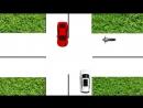спорныевопросы вбилетахГИБДД проезд перекрестка равнозначных дорог