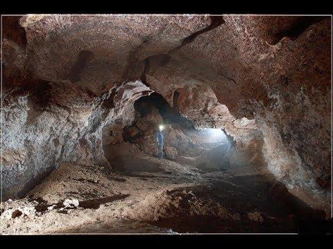 ОПТИМИСТИЧЕСКАЯ ПЕЩЕРА карстовая гипсовая пещера на Украине одна из самых длинных в мире