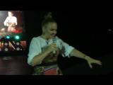 На концерте Марины Девятовой в Череповце