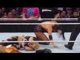 WWE Main Event 02_24_14 Eva Marie Natalya vs Aksana Alicia Fox