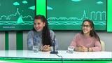 Гости на Радио 2. Татьяна Макурина и Карина Закирова, студия восточного танца