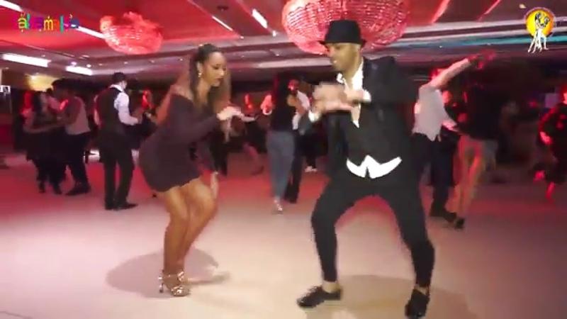Fadi Bersy Social Salsa Video | 1.EIDC