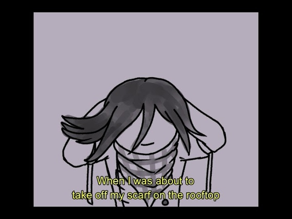 [ANIMATIC] My R -Ouma Kokichi