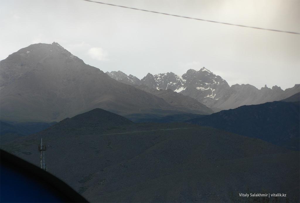Горы, Чолпон-Ата 2018