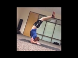 Working out with my brother........... » Vine By Jenna Joseph