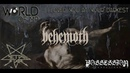 BEHEMOTH I Loved You at Your Darkest Digibook CD Patch Unboxing