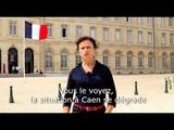 Christelle Lechevalier rend compte du chaos migratoire qui frappe Caen, Ouistreham et leurs environs