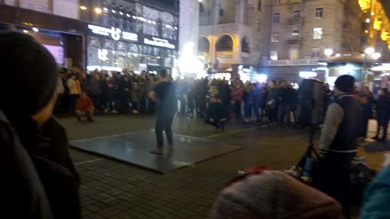 танцы на Хрещатике