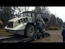 Отгрузка фронтального погрузчика RM TEREX TL 150