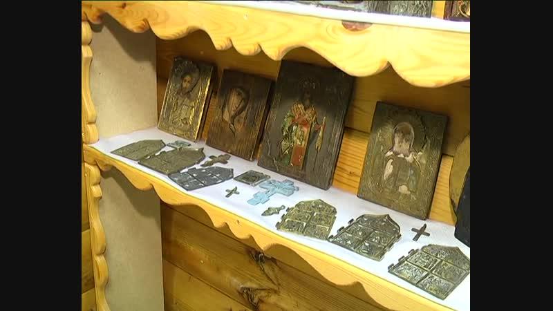 Православные выставки в краеведческом музее им А В Давыдова