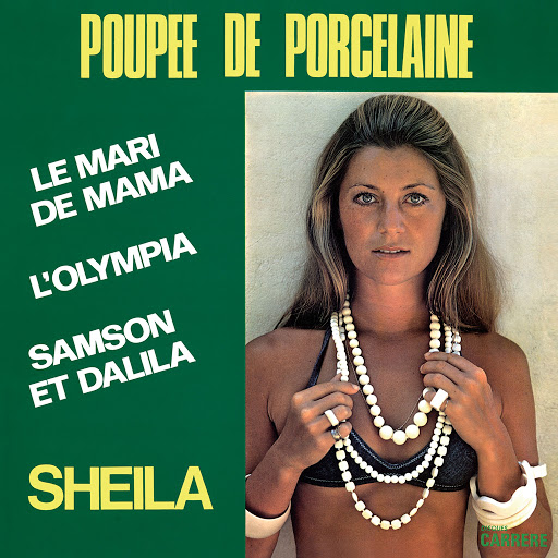 Sheila альбом Poupée de porcelaine