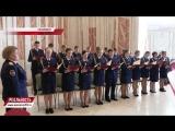 Принятие клятвы кадетами СК РФ. Сюжет Репортер73, сентябрь 2018