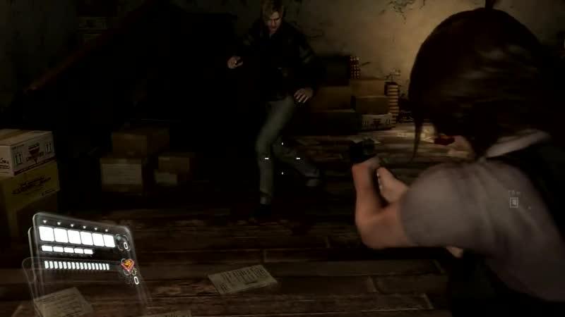 Resident Evil 6 Biohazard 6 Травка и мидалька за бигунец