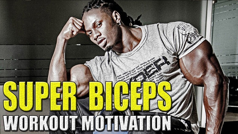 Ulisses JR Killer Biceps Workout for Mass - Training Motivation Video 2018 [thediacl]
