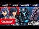 Super Smash Bros. Ultimate — Темная Самус против Крома (2 на 2, Stage Morph)