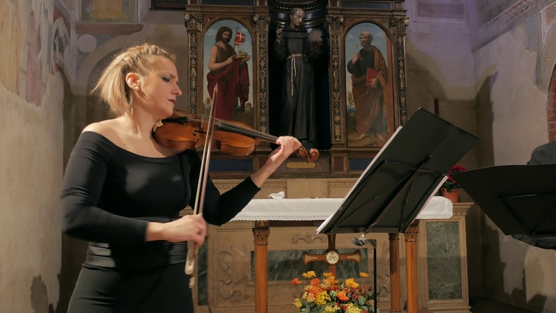 A.Vivaldi - Larghetto dalla Suonata a 2 Violini RV 70 - C. Zanisi - S. Barneschi