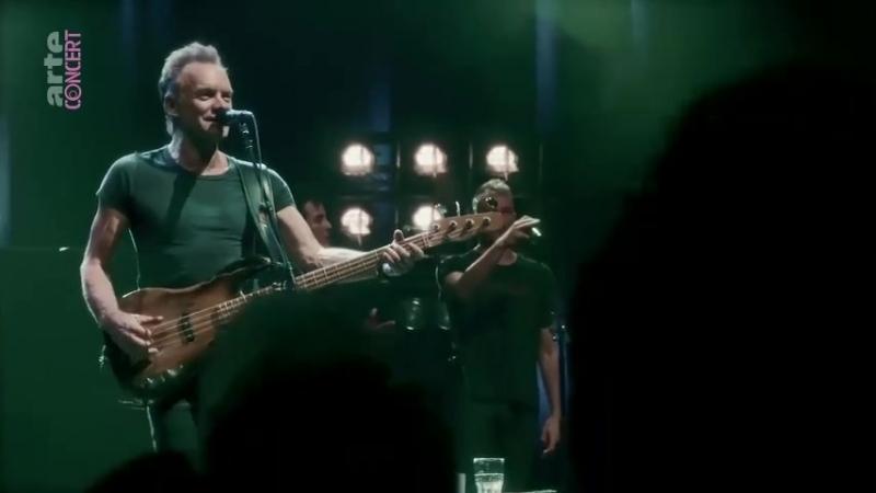 Sting. Концерт в Олимпии(Париж)/ Concert in Olimpya(Paris)