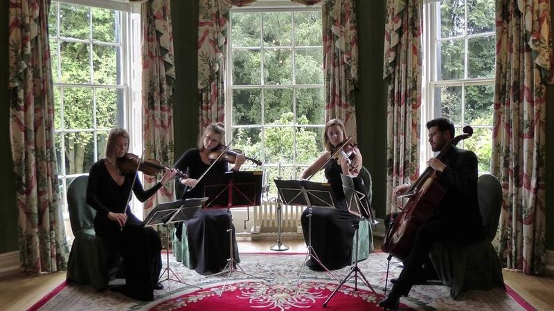 The Star Spangled Banner - Smith Key (Best Version) String Quartet