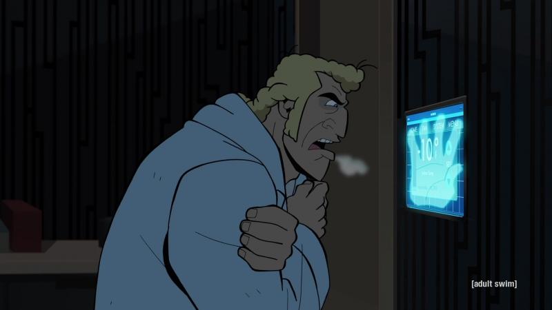 The Venture Bros. - Season 7 Episode 1(The Venture Bros The Curse of the Haunted Problem)