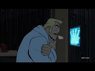 The venture bros. - season 7 episode 1(the venture bros & the curse of the haunted problem)