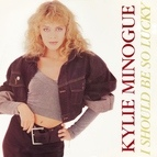Kylie Minogue альбом I Should Be So Lucky