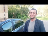 Сергей и его Nissan Almera