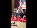 Диплом беру сәтінде түлектер атынан сөз сөйлеген біздің мақтанышымыз - Ақжол Мақсатұлы