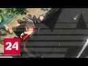 Опять расслабился бойца Александра Емельяненко задержали за пьянство во дворе - Россия 24