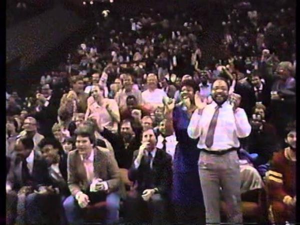 Spud Webb Dominique Wilkins Show vs LA Lakers (1986)