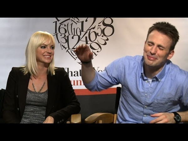 Anna Faris describes her vagina as the Casa Esperanza