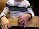 Я малым я малёшенька - плясовая семейских Забайкалья. Видеоурок игры на 6 струнных гуслях.