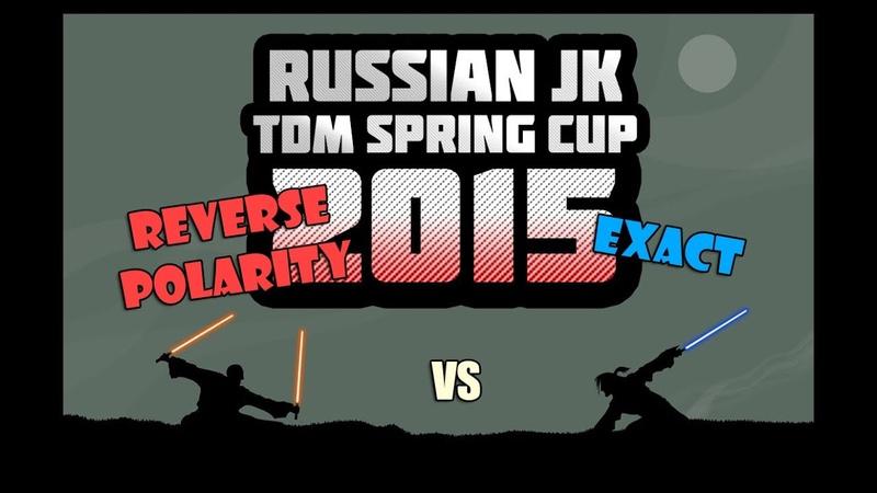[RUJKA TDM Spring Cup 2015] ReversePolarity vs 2xct