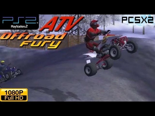 ATV Offroad Fury - PS2 Gameplay 1080p (PCSX2)
