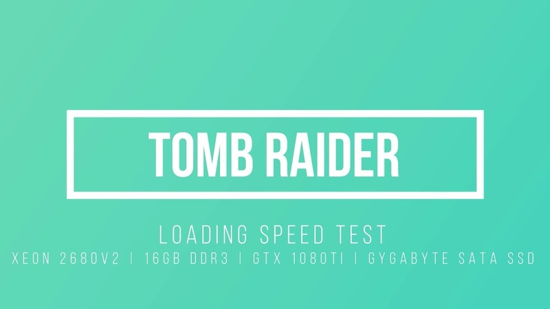 Tomb Raider comparison (WPS Performance Station)