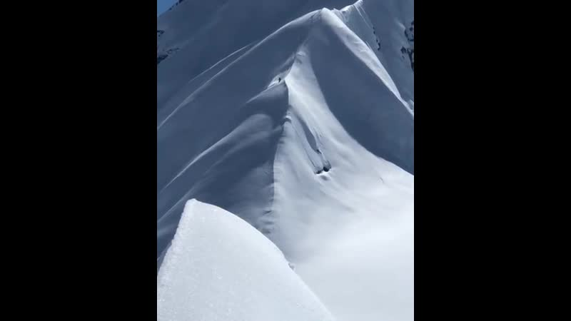 Mountain carving