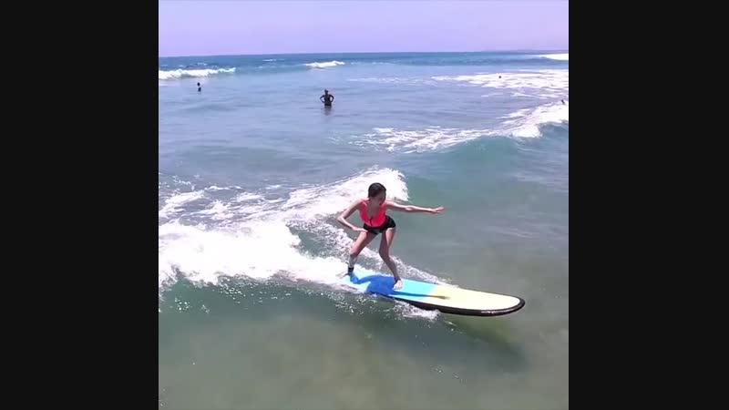 Серфинг начало