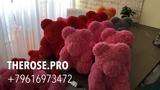 Сделать мишку из роз ! Мы вам поможем! Мишка из роз оптом по лучшей цене!