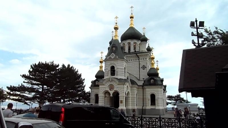 Перезвон. Форосская церковь