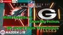 Miami Dolphins vs. Green Bay Packers | NFL 2018-19 Week 10 | Predictions Madden NFL 19
