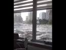 1736 Украина Дождь Город Львов Закарпатская область город Рахов 17 августа 2018