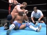 1998.12.05 - Jun AkiyamaKenta Kobashi vs. Stan HansenVader