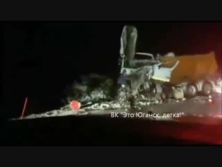Авария в Нефтеюганском районе.