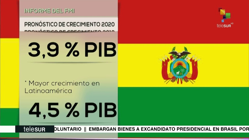 Bolivia construye un proyecto económico propio