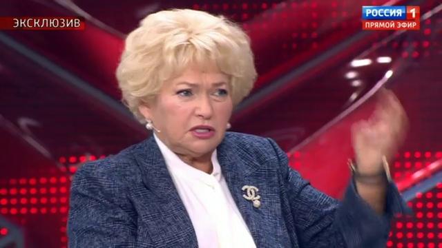 Андрей Малахов Прямой эфир Людмила Нарусова У Ксении нет дрожи в коленях