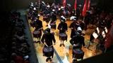 Top Secret Drum Corps peforming in London