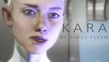 Project KARA - tech demo from Quantic Dream (RUS)