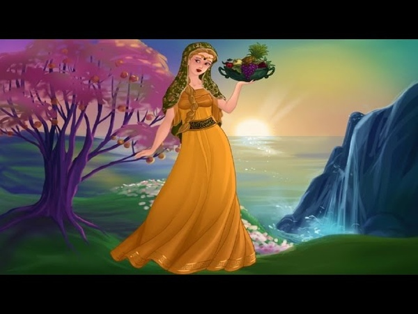 Beautiful Greek Music - Demeter