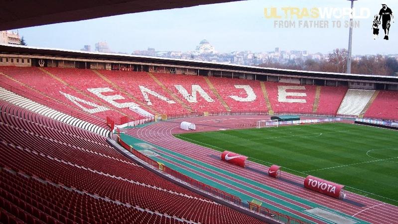Ultras World Chants Red Star Belgrade