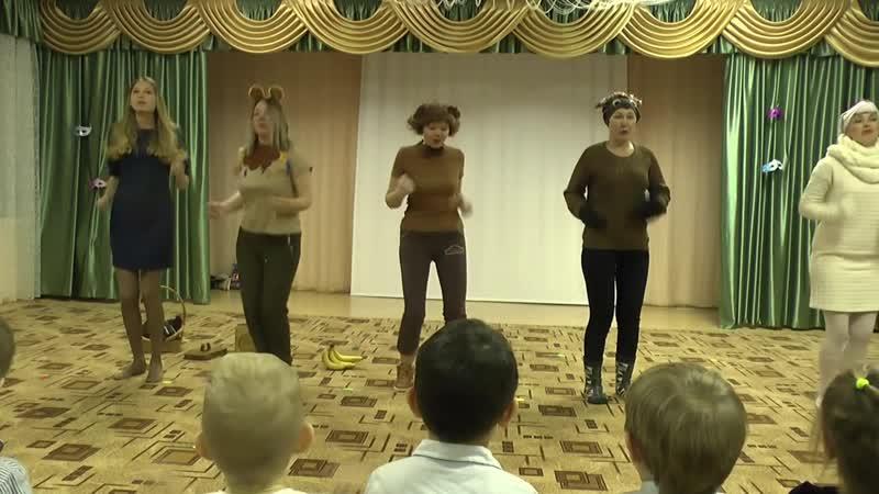 детский сад Екатеринбург Праздник МАМ гр. Русичи